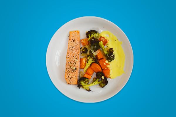 Flexiseq Recipes: Roast Salmon
