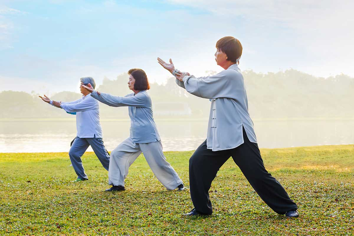 Quick Guide to Tai Chi for Osteoarthritis Sufferers