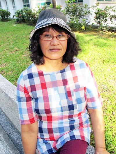 -  Merlene Lam, 60